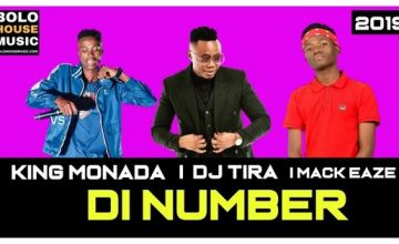 King Monada Di Number ft Dj Tira