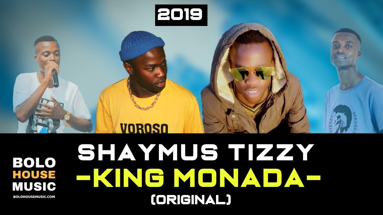 Shaymus Tizzy - King Monada