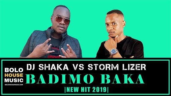 DJ Shaka vs Storm Lizer - Badimo Baka