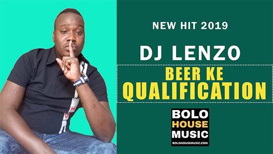 DJ Lenzo - Beer Ke Qualification
