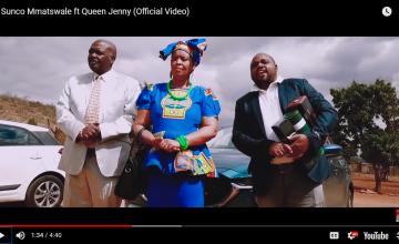 VIDEO: Koko Mmatswale - DJ Sunco