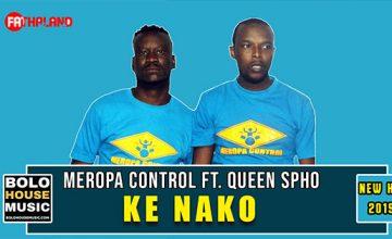 Meropa Control - Ke Nako