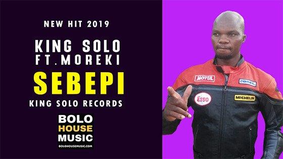 King Solo -Sebepi ft Moreki
