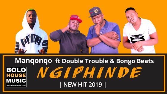 Manqonqo - Ngiphinde ft Double Trouble & Bongo Beats