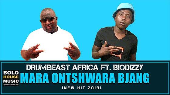Drumbeast Africa - O Ntshwara Bjang ft Biodizzy