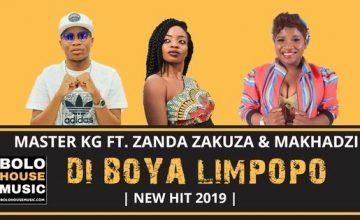 Master KG - Di Boya Limpopo ft. Zanda Zakuza & Makhadzi