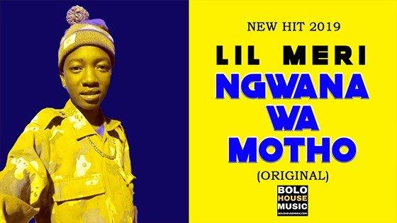Lil Meri - Ngwana wa motho