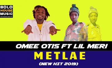 Omee Otis - Metlae ft Lil Meri