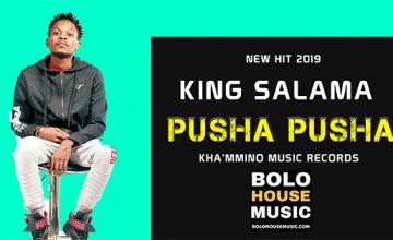 King Salama - Phusha Phusha