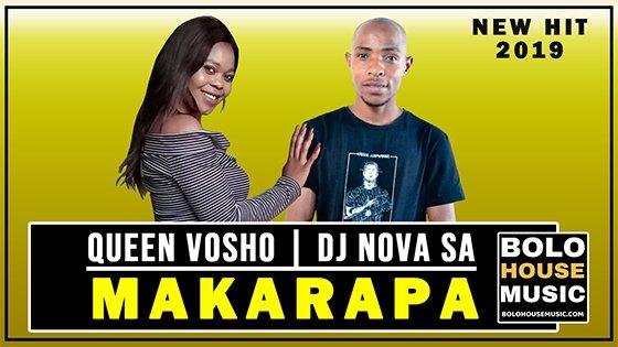 Queen Vosho & DJ Nova SA - Makarapa