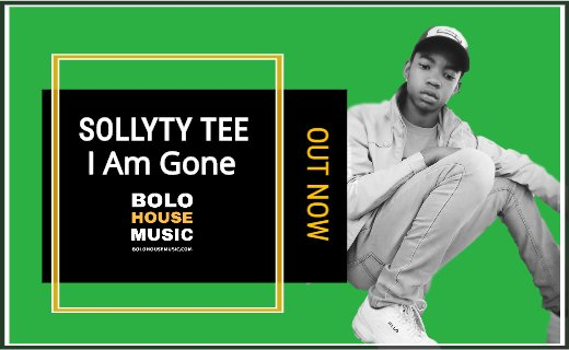 Sollyty Tee – I Am Gone