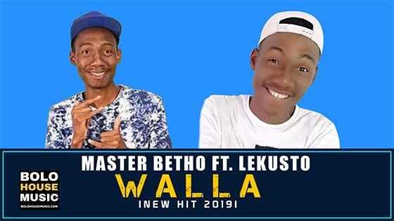 Master Betho - Walla ft Lekusto