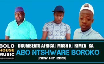 Drumbeast Africa - Abo Ntshware Boroko