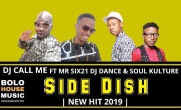 Dj Call Me - Side Dish