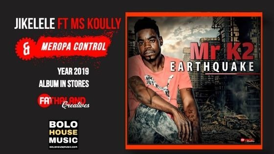 Mr K2 - Jikelele ft Ms Koully and Meropa Control