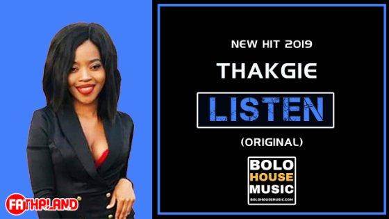 Thakgie - Listen