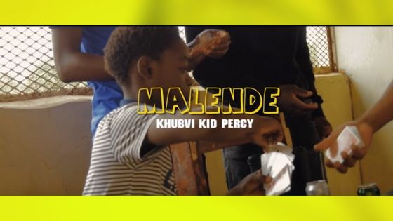 VIDEO : Khubvi KID Percy - Malende ft Dj Gun-doSA x RagieboySA
