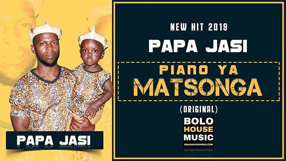 Papa Jazi - Piano Ya Matsonga