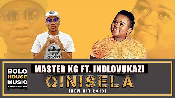 Master KG - Qinisela ft Indlovukazi