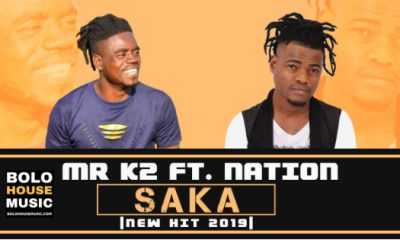 Mr K2 - Saka Ft Nation