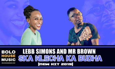Lebb Simons & Mr Brown - SKa Nlecha Ka Budha