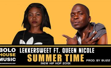 Lekkersweet - Summer Time Ft Queen Nicole