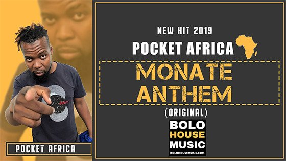 Pocket Africa - Monate Anthem