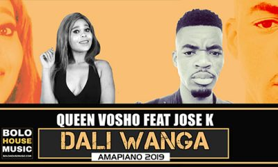 Queen Vosho - Dali Wanga ft Jose K