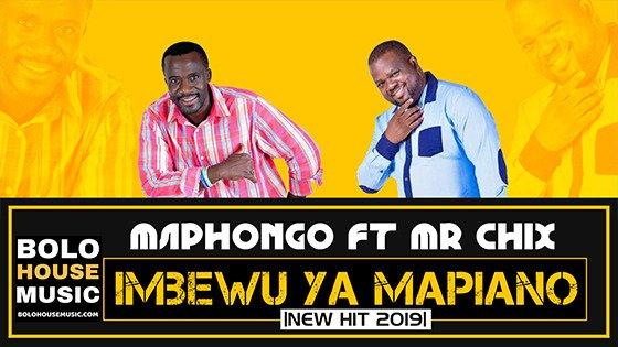 Maphongo - Imbewu Ya Mapiano ft Mr Chix