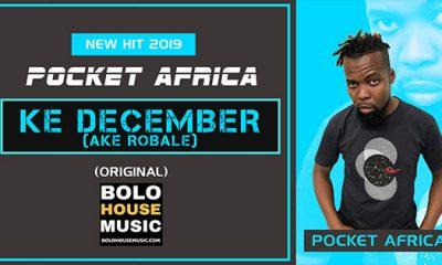 Pocket Africa - Ke December(Ake Robale)