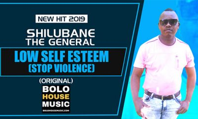 Shilubane The General - Low Self Esteem (Stop Violence)