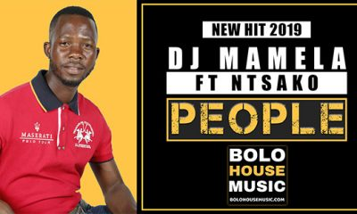 DJ Mamela - People ft Ntsako
