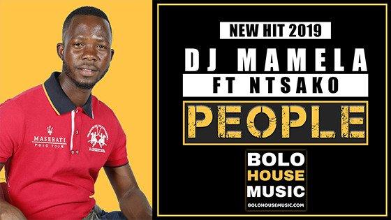 DJ Mamela - People ft Ntsako