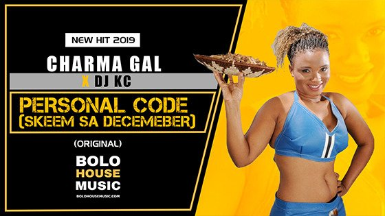 Charma Gal x Dj KC - Personal Code