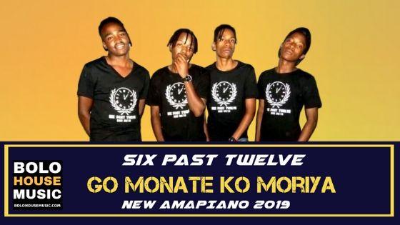 Six Past Twelve - Go Monate Ko Moriya