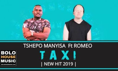 Tshepo Manyisa - Taxi ft Romeo