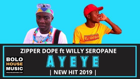 Zipper Dope - Ayeye ft Willy Seropane