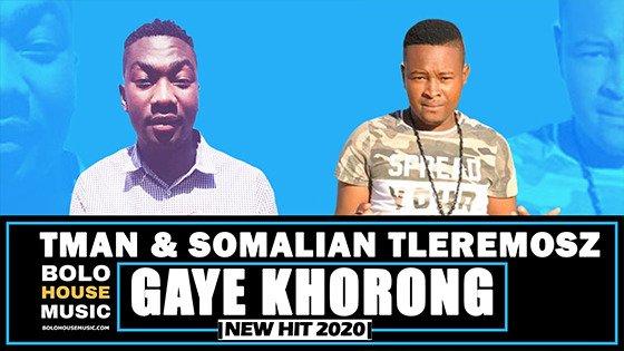 Tman x Somalian Tleremosz - Gaye Khorong