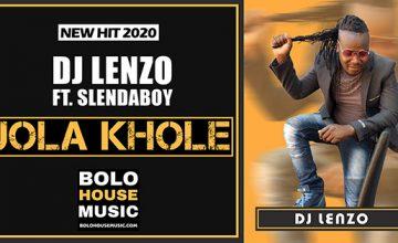 DJ Lenzo x SlendaBoy - Jola Khole