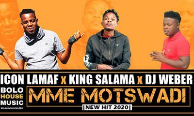 Icon LaMaf x King Salama x DJ Weber - Mme Motswadi