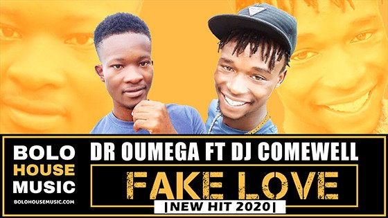 Dr Oumega - Fake Love ft DJ Comewell