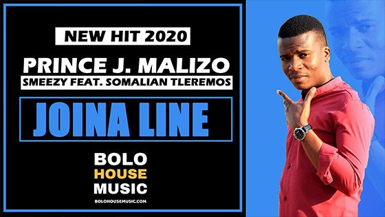 Prince J. Malizo x Smeezy - Joina Line ft Somalian Tleremos