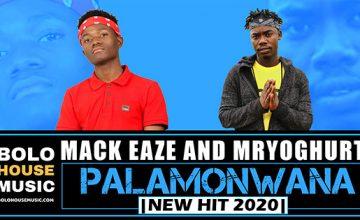 Mack Eaze & Mr Yoghurt - Palamonwana