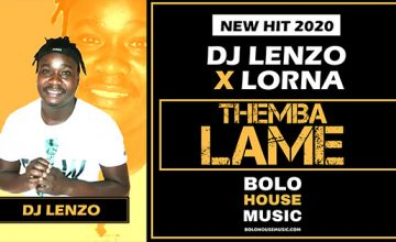 DJ Lenzo x Lorna - Themba Lame