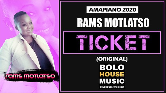 Rams Motlatso - Ticket
