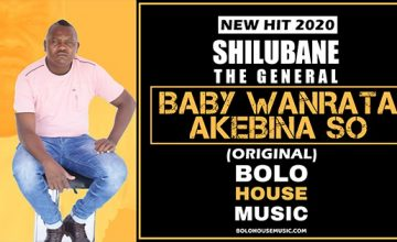 Shilubane The General - Baby Wanrata Akebina So