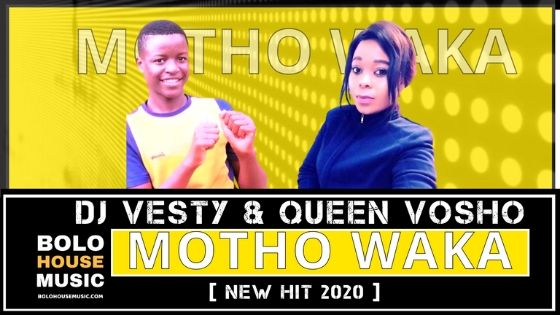 Dj Vesty x Queen Vosho - Motho Waka