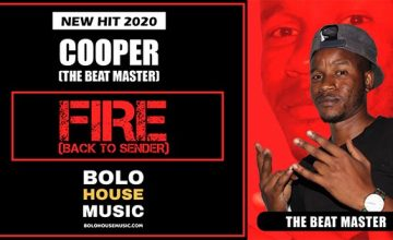 Cooper (The Beat Master) - Fire (Back to Sender)