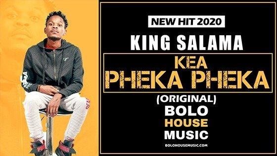 King Salama - Kea Pheka Pheka