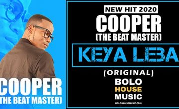 Cooper (The Beat Master) - Keya Leba